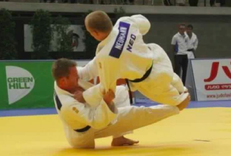 Nieuw: Judo Katadag