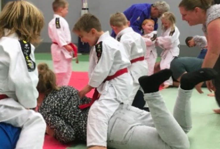Sponsor jij ook nieuwe judomatten?