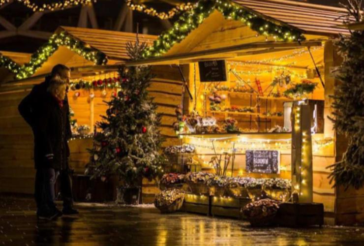 Kerstmarkt met meer kramen en kinderactiviteiten!