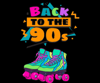 Back to the 90's – verplaatst