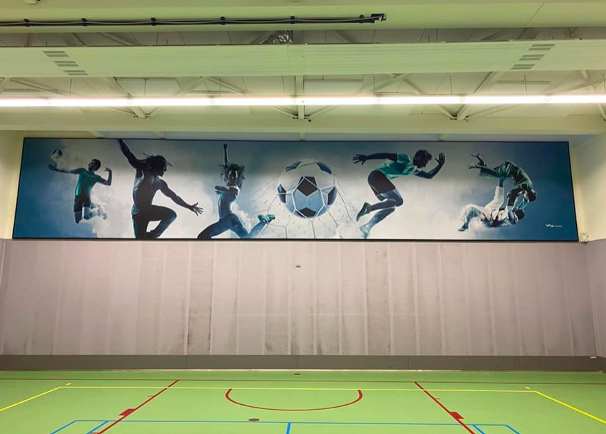 Facelift gymzaal