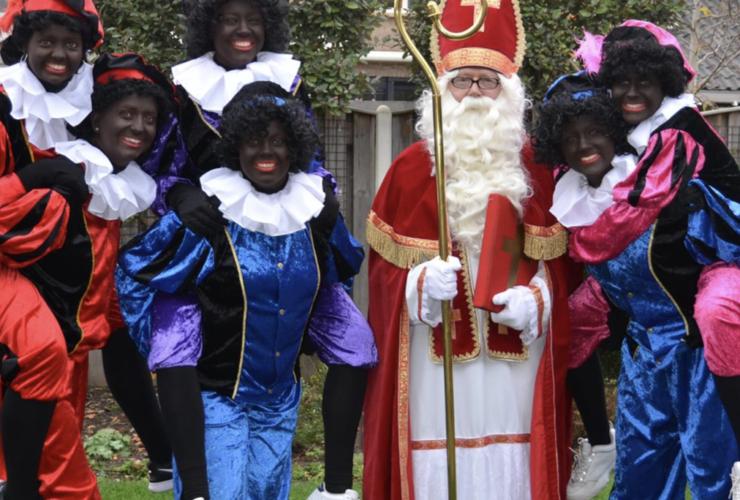 Dit jaar geen Sint intocht in Vierpolders?